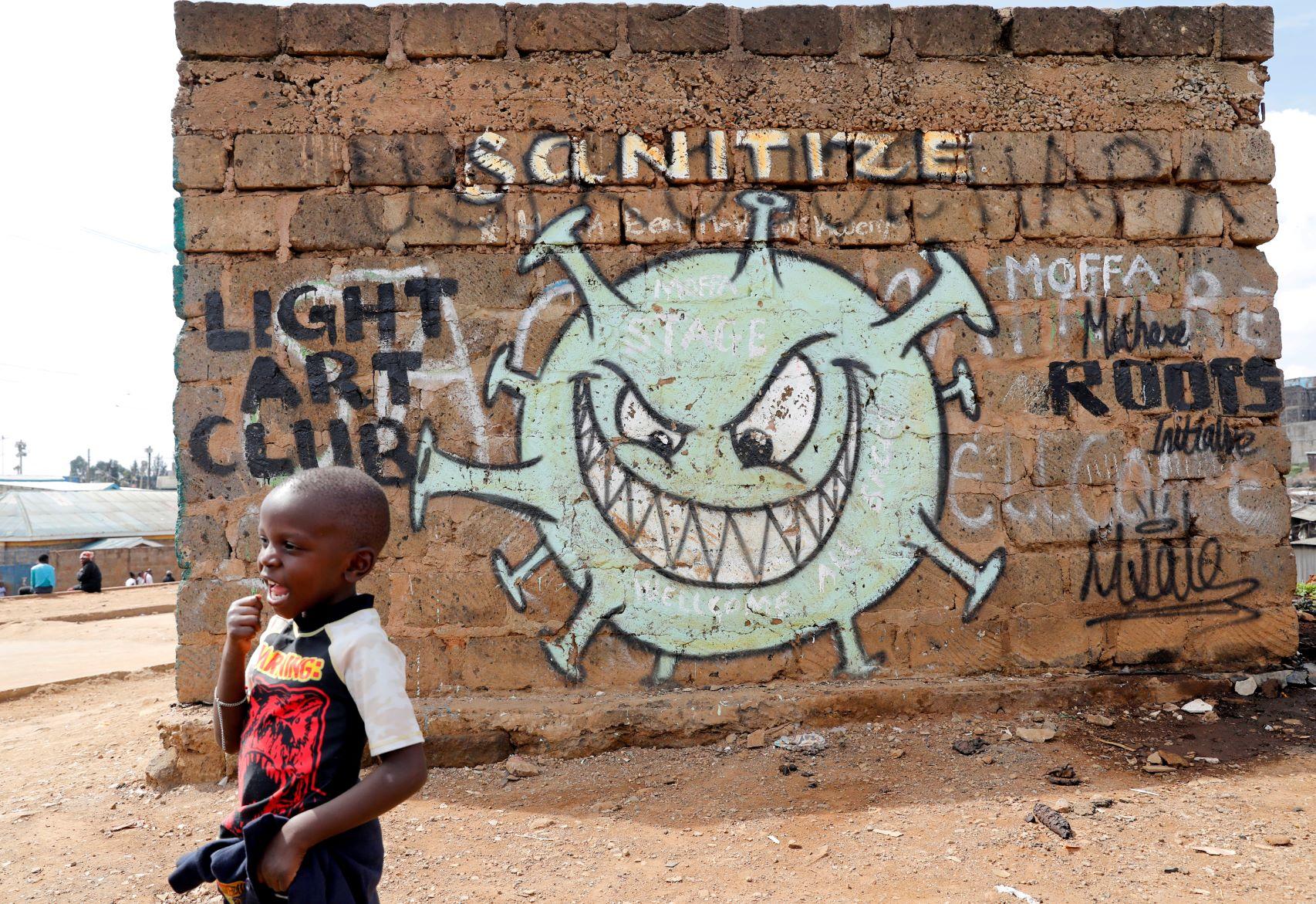 África recesión económica