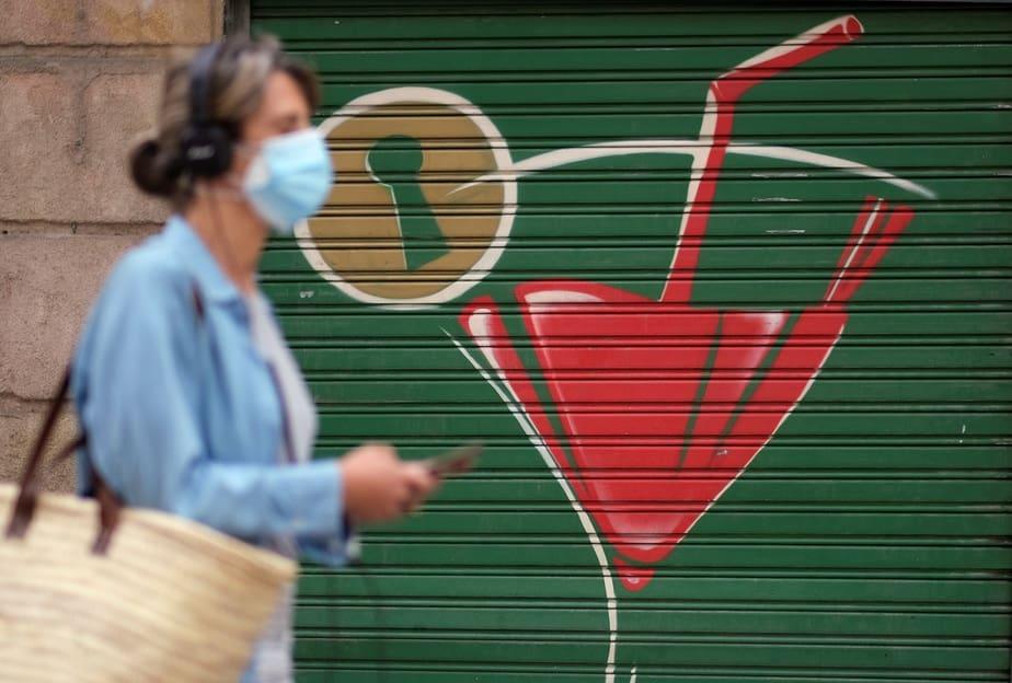 España contabiliza más de 18.500 contagiados por la COVID-19 / Foto REUTERS / Nacho Doce