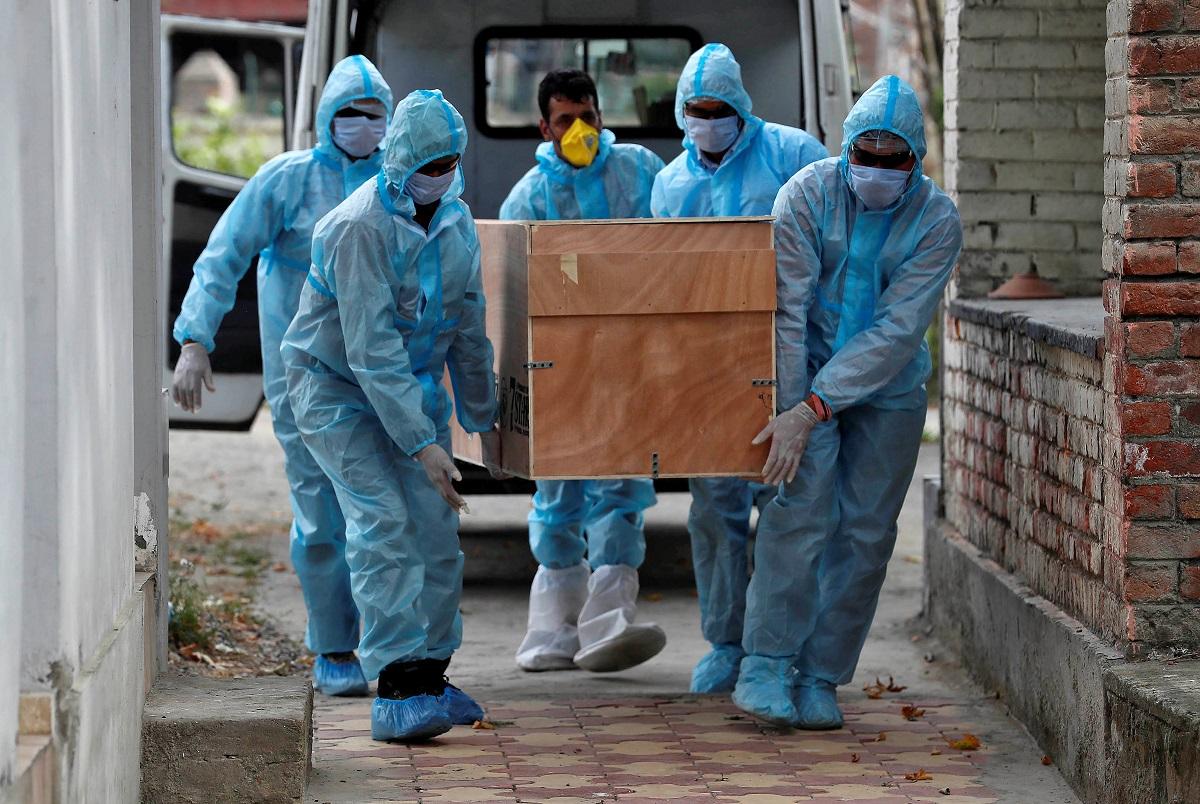 Son más de 14.000.000 de contagios por la COVID-19 en el mundo / Foto REUTERS/Danish Ismail
