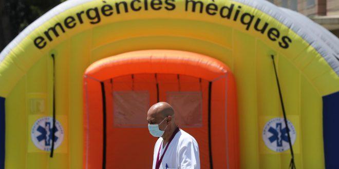 brote de coronavirus en Cataluña