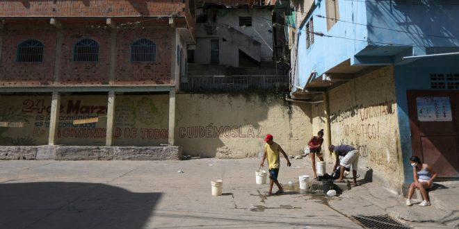 crisis humanitaria Venezuela