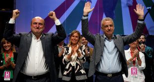 Elecciones en Galicia y País Vasco
