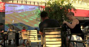 Este lunes, la Comunidad Madrid presenta una capacidad plena en las terrazas de hostelería. Y de un 75% en los aforos de la mayoría de las actividades, como bares, comercios, teatros, mercadillos o centros comerciales.