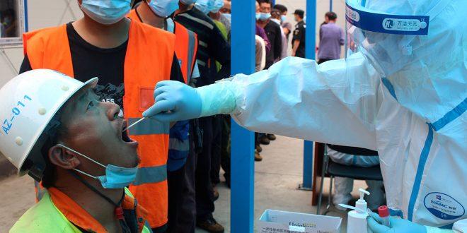 China almacenó desde 2012 un virus similar a la de la COVID-19