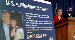 vida de Ghislaine Maxwell