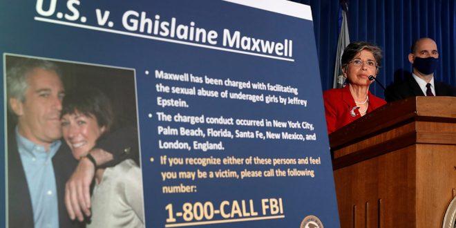 La vida de Ghislaine Maxwell, de grandes salones a los pasillos de una prisión