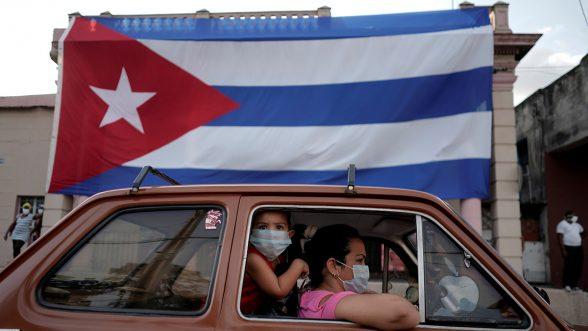George Floyd cubano
