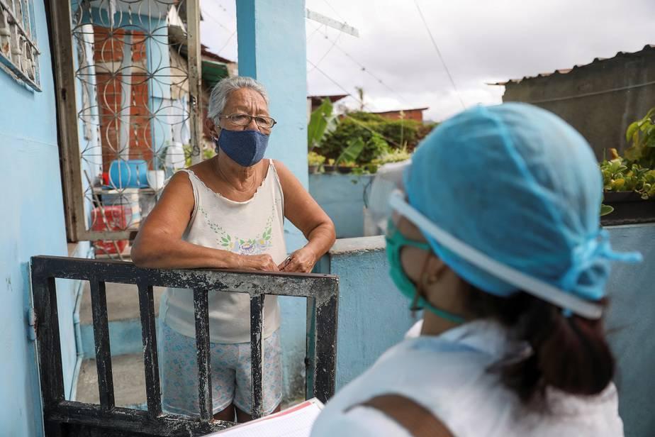 La COVID-19 es la peor emergencia de salud del mundo, según la OMS / Foto REUTERS / Manaure Quintero