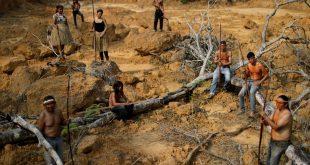 Incendios forestales Amazonas