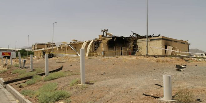 Irán reconoció que el incendio en la planta nuclear de Natanz causó fuertes daños
