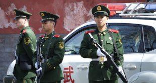 Detienen a disidente chino