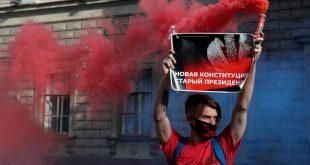 enmienda Constitución Rusia