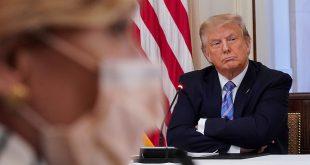 Trump salida de EE UU de OMS