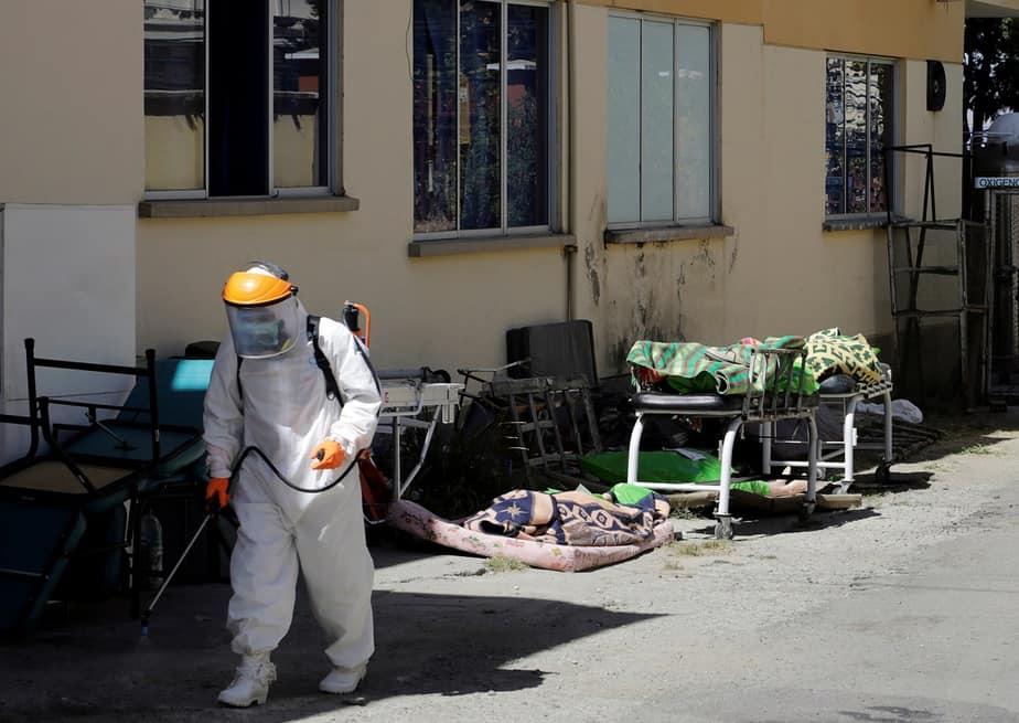 La COVID-19 ha contagiado a 16,77 millones de personas en el mundo / Foto REUTERS / David Mercado