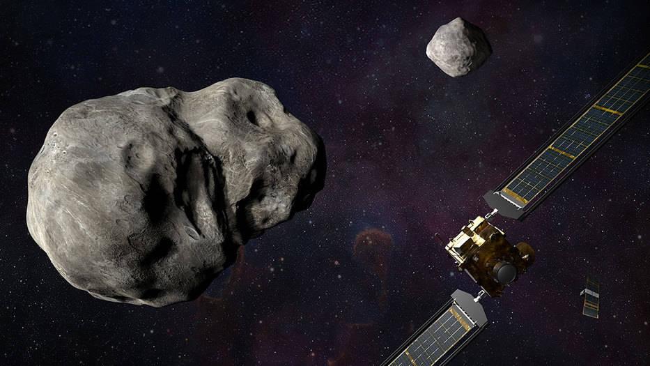 Dimorphos: Desviar un asteroide