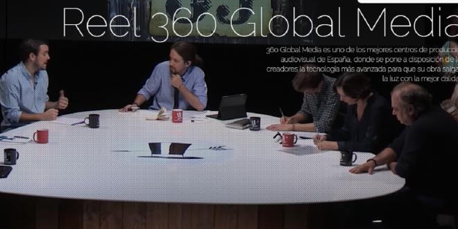 360 Global Media vincula a Pablo Iglesias con fondos iraníes