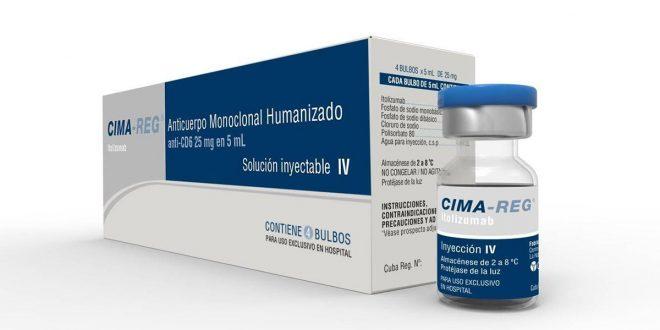 Itolizumab, el antipalúdico que Cuba ofrece para tratar el coronavirus aún no convence