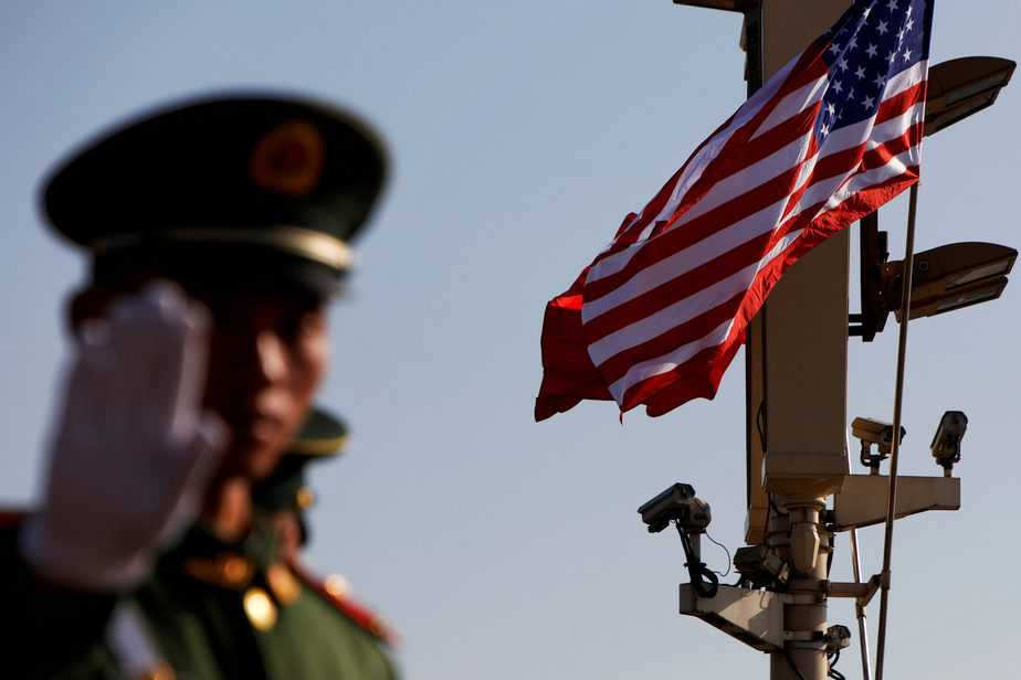 investigadores chinos detenidos