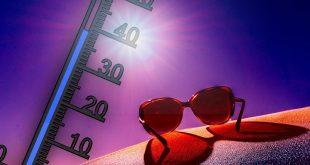 La ola de calor pone en alerta a 8 comunidades
