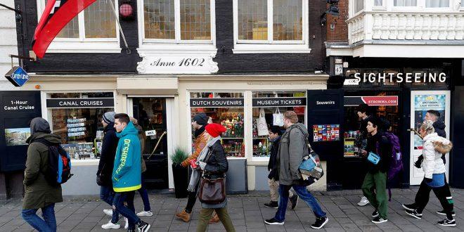 Los holandeses y su peculiar manera de enfrentar la COVID-19