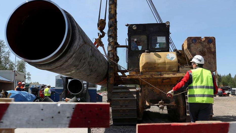 Nord Stream 2 y TurkStream