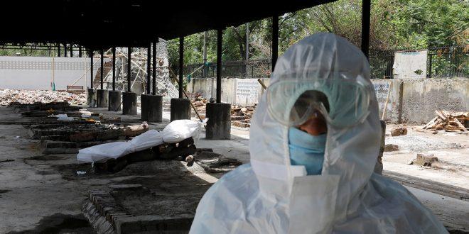 La OMS reportó un aumento récord en los casos de coronavirus: 212.326 en solo 24 horas