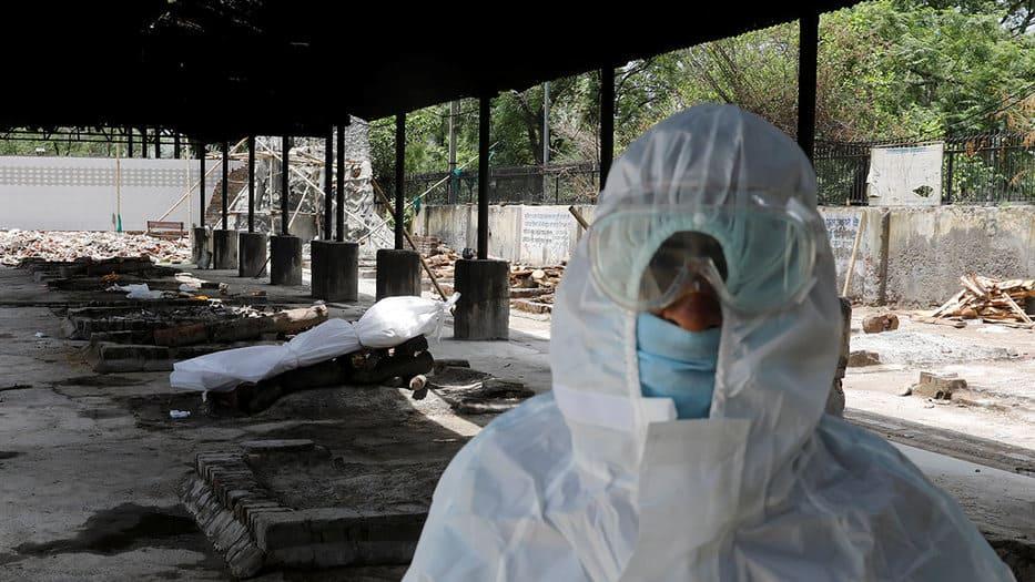 La OMS reportó un aumento récord en los casos de coronavirus