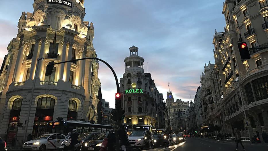 Ordenanza de Madrid Central