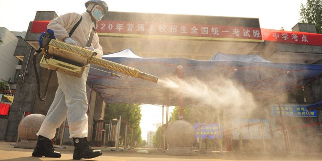 Peste bubónica en China: ¿Nuevo motivo de alarma?