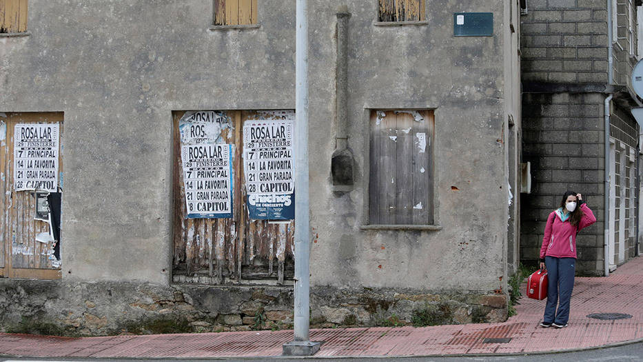 ONU protección social de España