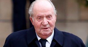 Juan Carlos decidió abandonar España