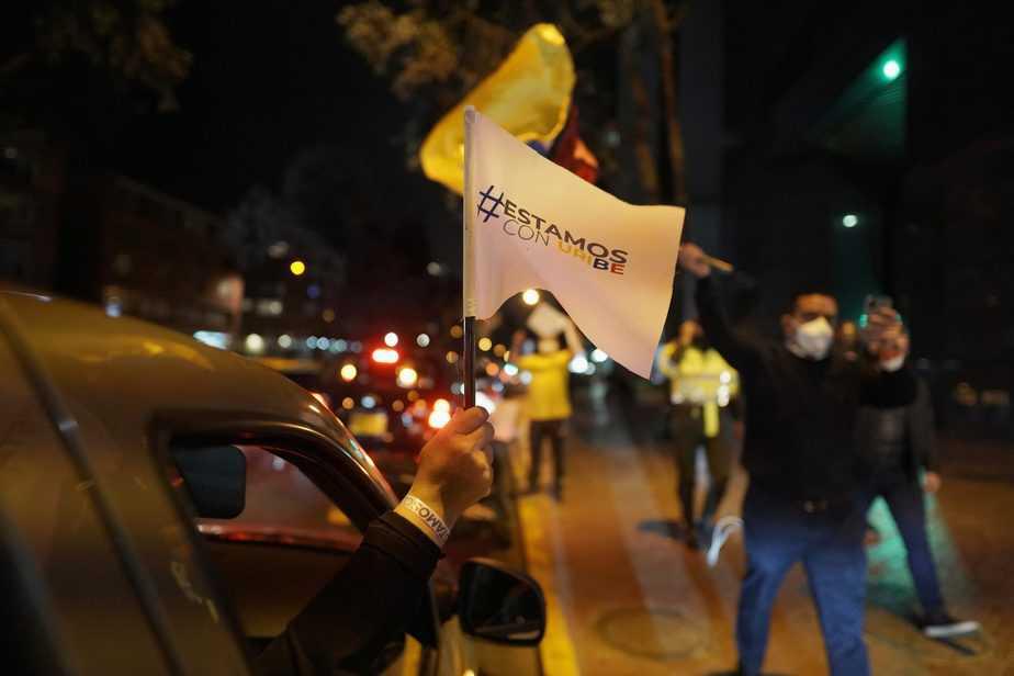 Colombia expresidente preso guerrillero