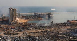 Explosión Beirut negligencia atentado