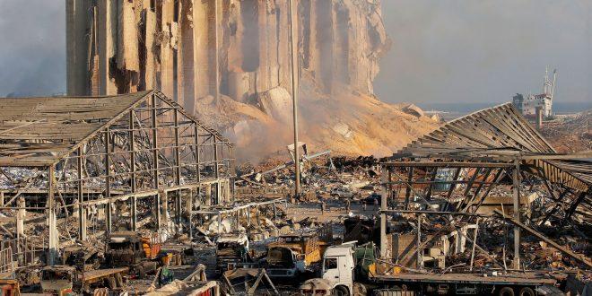 2.750 toneladas de nitrato de amonio y mucho desdén explotaron en el hangar 12
