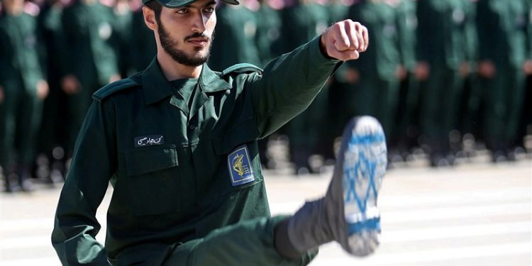 Irán socio terrorista
