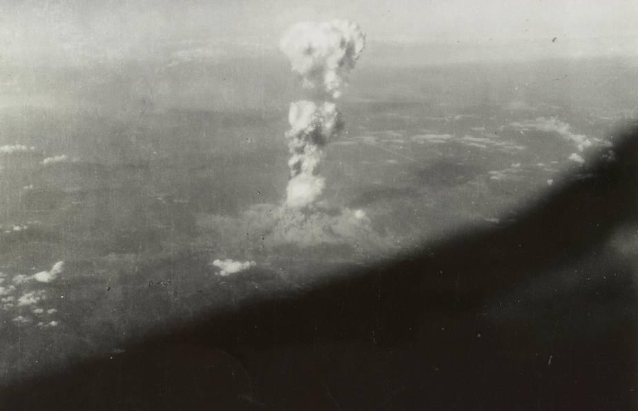 Hiroshima, 75 años del horror de la primera bomba nuclear / Foto U.S. Army Air Forces / Library of Congress / Handout via REUTERS
