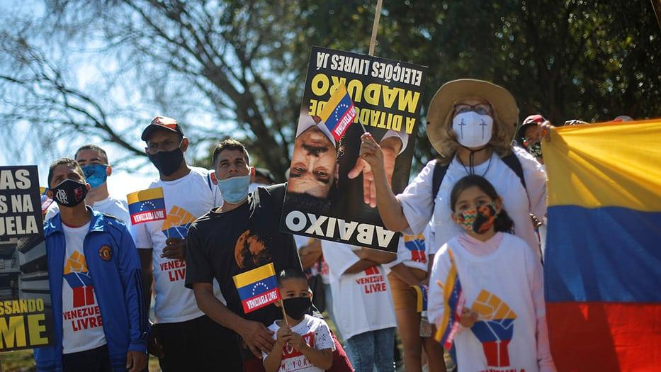 Cuba Maduro redes sociales