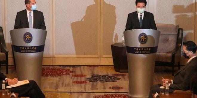 Visita del secretario de Salud de EE.UU. a Taiwán causó escozor a China