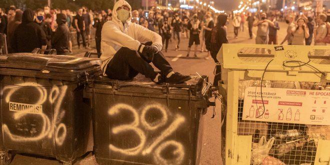 Tensiones entre Grecia y Turquía se suman a conflictos en Bielorrusia y Líbano