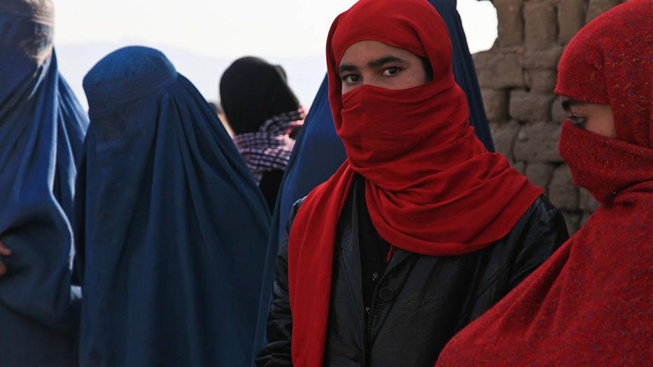 Afganistán nombre de mujeres