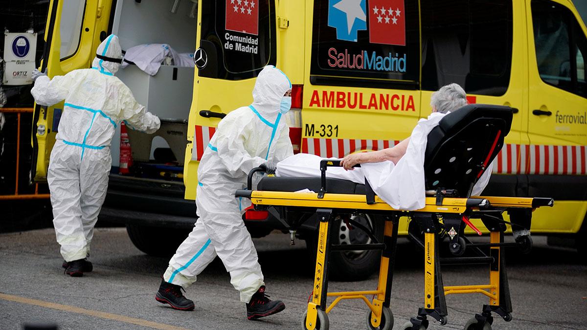 El coronavirus en España