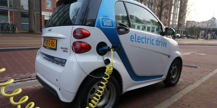 España recarga eléctrica