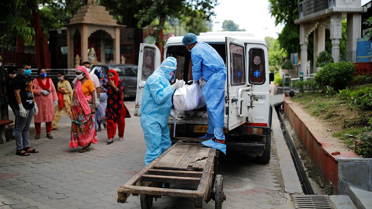 Frenar la pandemia