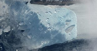 Hielo de Groenlandia