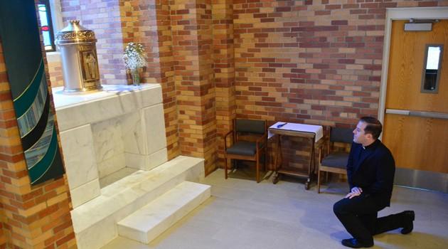 iglesia católica bautizo