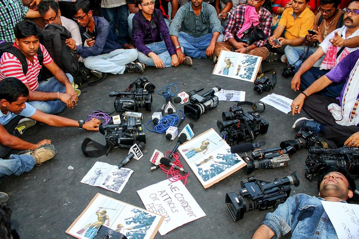 Amenazas y asedio a periodistas, sin libertad de prensa en Nicaragua / Foto Pixabay