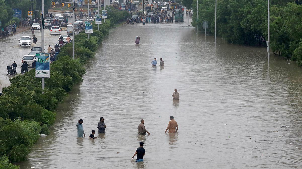 lluvias monzónicas
