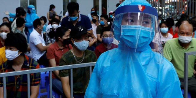 El mundo avanza hacia los 20 millones de casos y 750.000 muertes por COVID-19