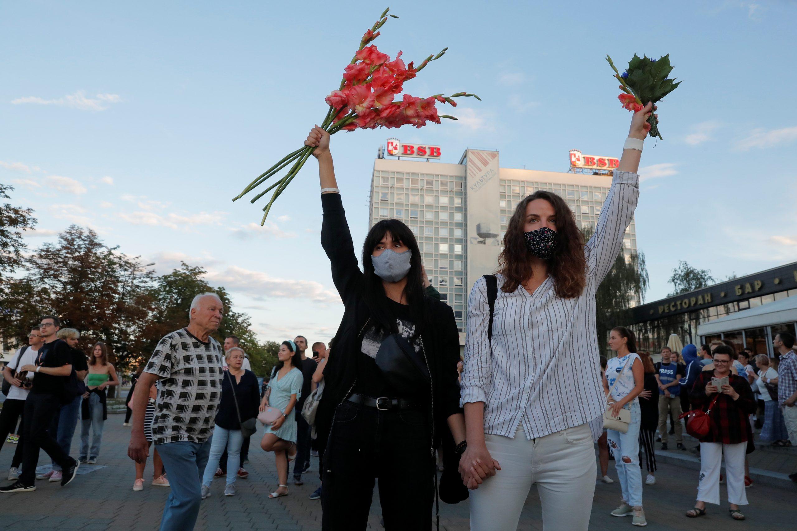 mujeres bielorrusas
