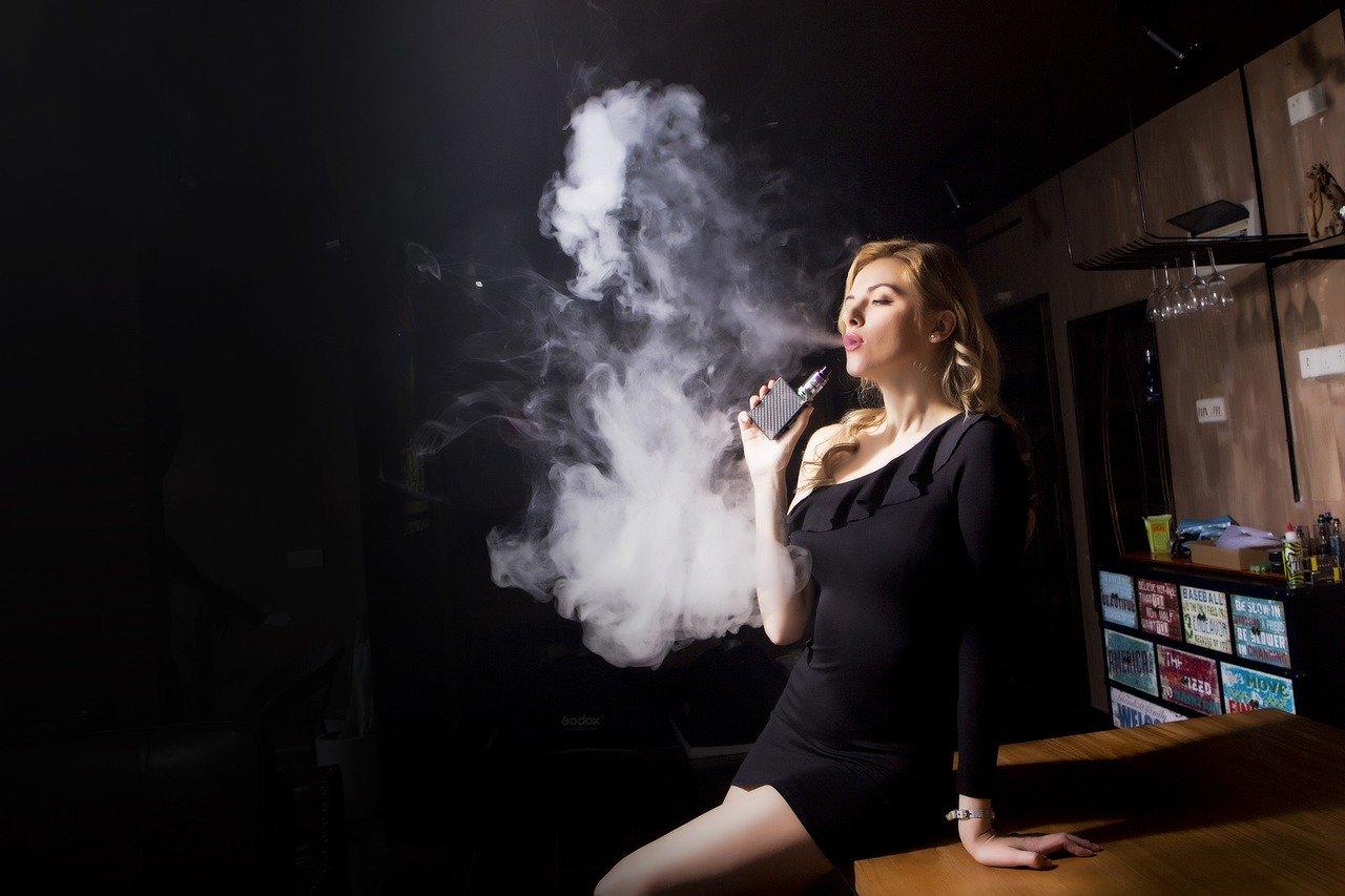 cigarrillos electrónicos COVID-19